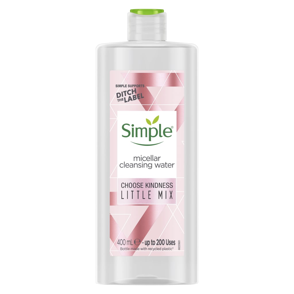 Simple x Little Mix Micellar Cleansing Water