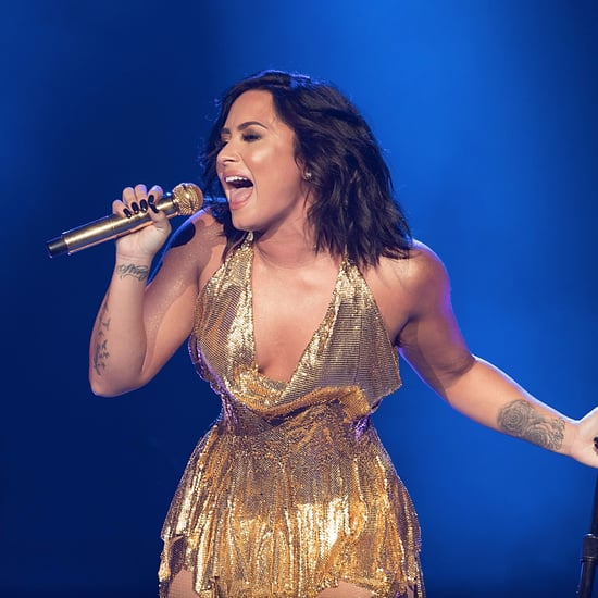 "Demi Lovato and Cheat Codes ""No Promises"" Song"