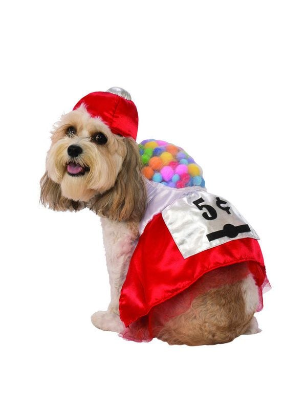 Gumball Dress Dog Costume