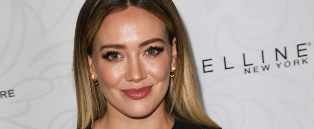 Hilary Duff Just Went Icy Blond — and It Looks Absolutely Amazing