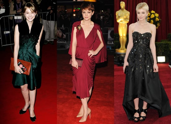 Photos of Carey Mulligan's Style at Red Carpet Events