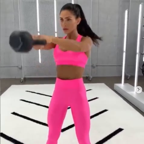 Quick Full-Body Workout by Alexia Clark