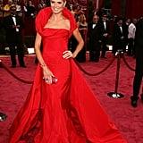Heidi Klum at the 2008 Academy Awards