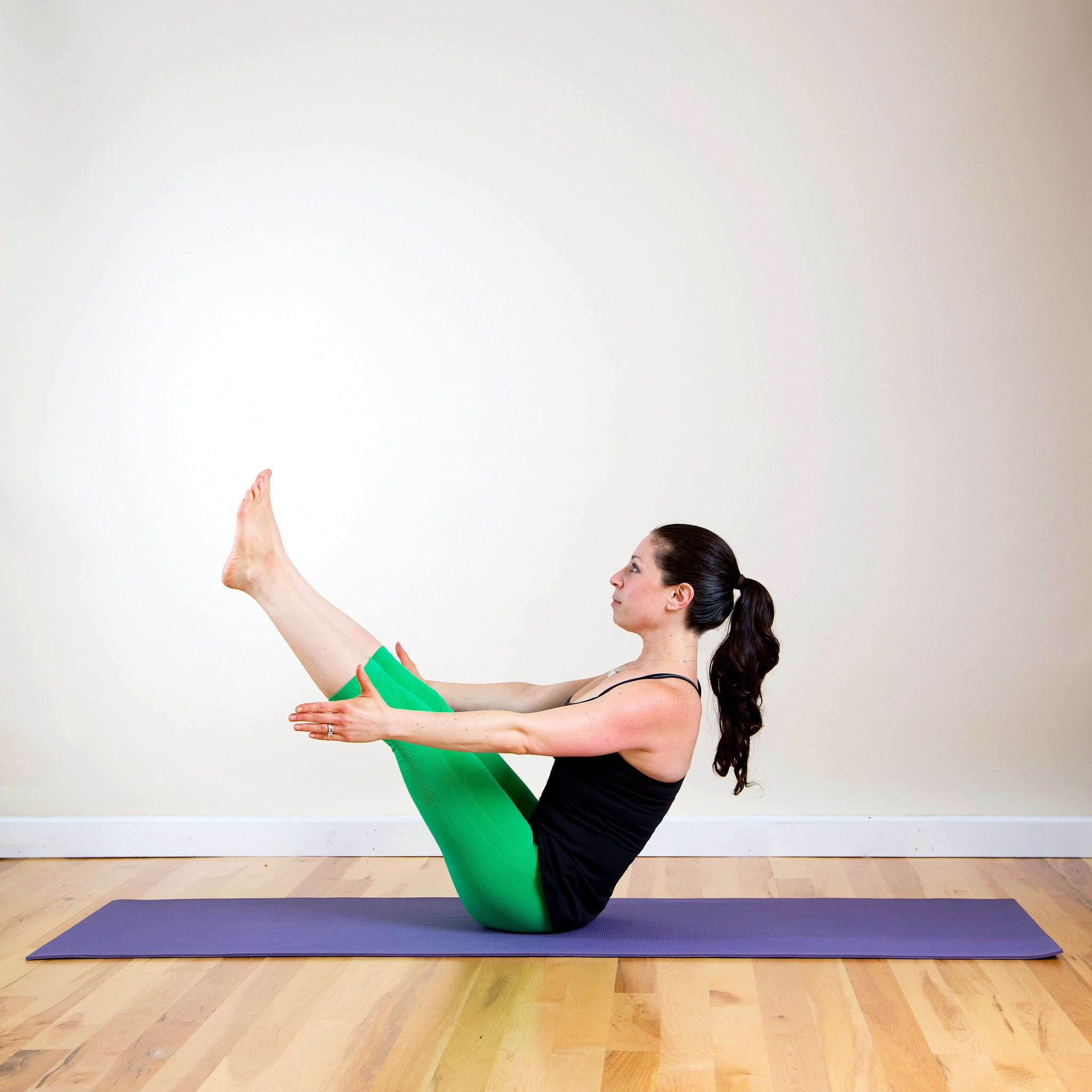 Boat Pose 5 Easy Moves For Strong And Sexy Abs