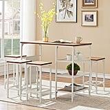 O&K Furniture Dining Room Bar Table Set