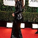 Camila Alves at the Golden Globes 2014