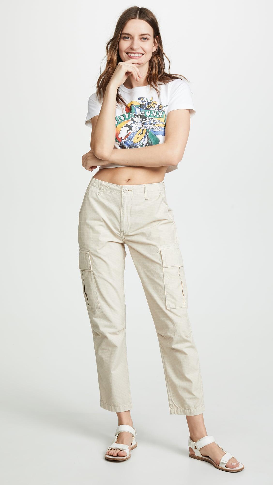 ReDone Cargo Pants | Jennifer Aniston