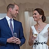 Kate and Will looked so in love during their royal tour.