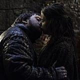 Game of Thrones — Sam and Gilly