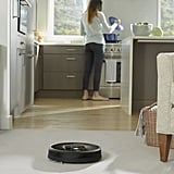 Automatic Clean With iRobot Roomba