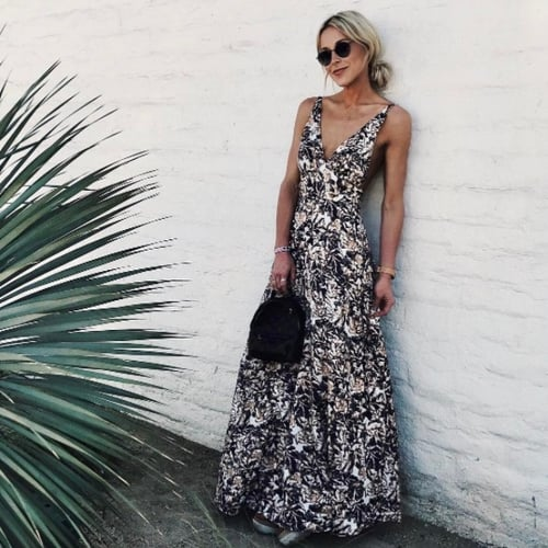 The Best Maxi Dresses to Wear Now