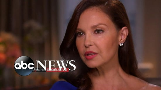 Ashley Judd Talks About Harvey Weinstein ABC Interview Oct.