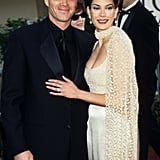 Jon Tenney and Teri Hatcher