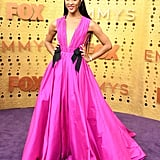 Mj Rodriguez at the 2019 Emmys