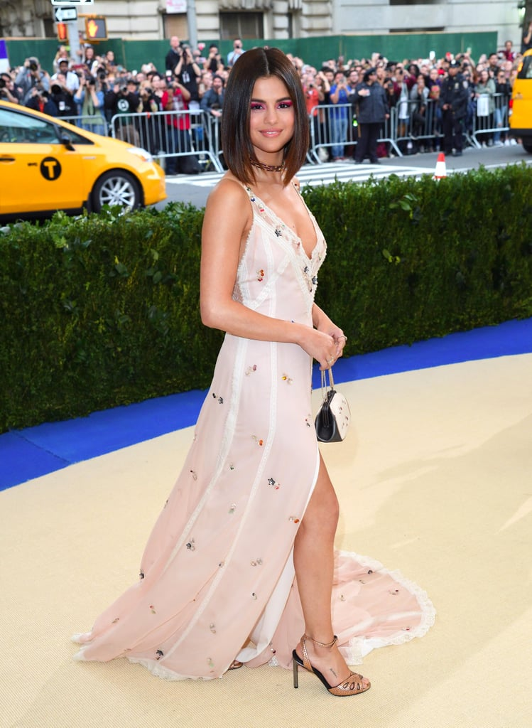 Selena Gomez Customised Coach Purse For Her Mother