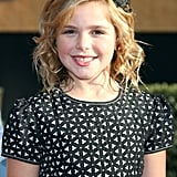 Kiernan Shipka With Golden Blond Hair in 2009
