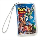 "Toy Story ""VHS Case"" Clutch"