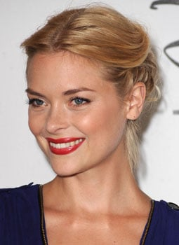 Jaime King's Hairstyle at the 2010 TCAs