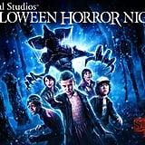Stranger Things Halloween Horror Nights