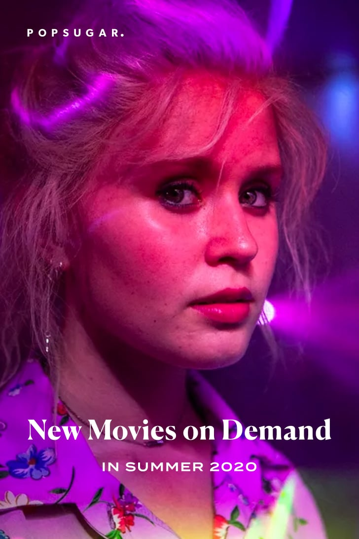 New Movies on Demand in Summer 2020