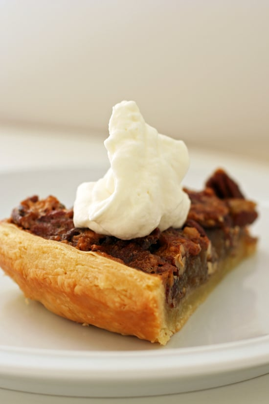 Pecan Pie and Vin Santo