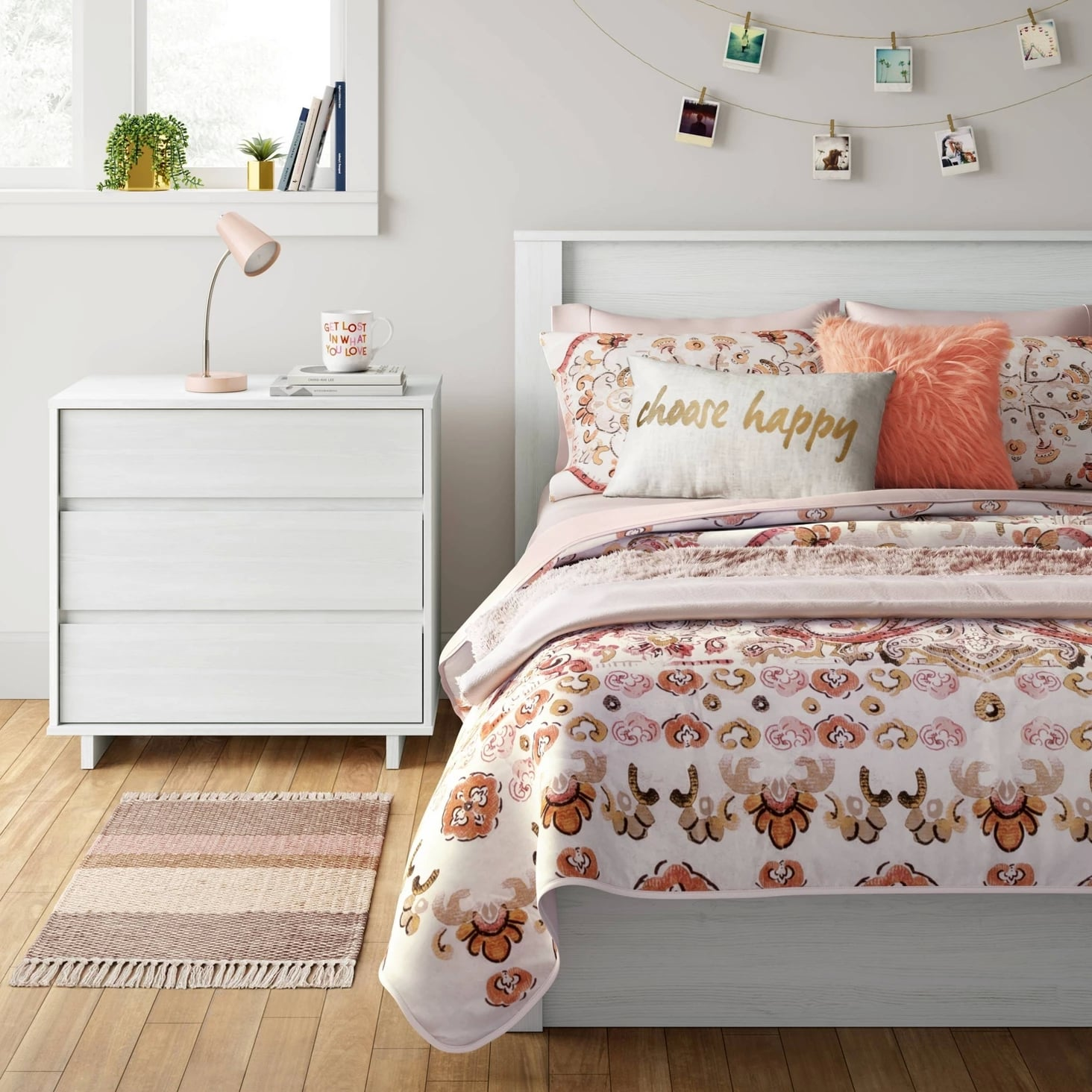 Modern Three Drawer Dresser Prepare Your College Checklist 50 Affordable Dorm Furniture Pieces To Buy From Target Asap Popsugar Home Photo 25