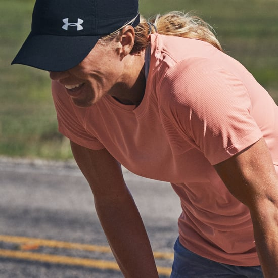 Shop These T-Shirts For Fall Outdoor Workouts