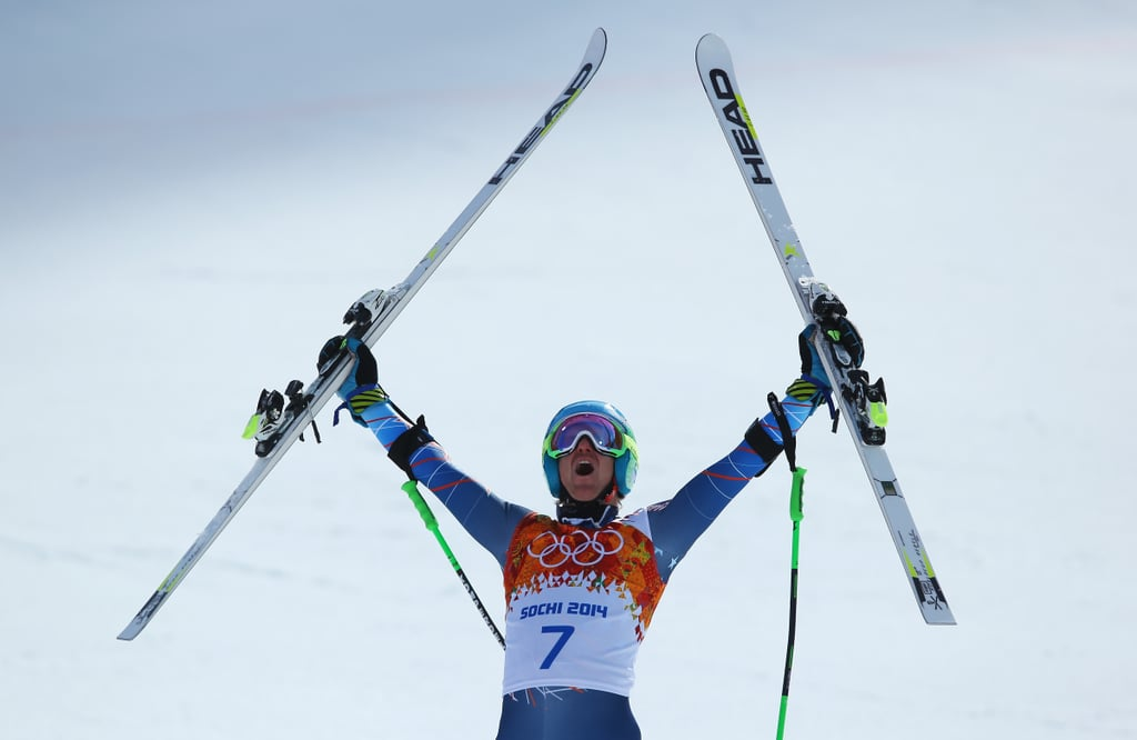 Ted Ligety Finally Gets Gold