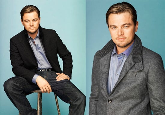 Photos of Leonardo DiCaprio on the Cover of PARADE Magazine Talking About Shutter Island 2010-02-17 21:00:25