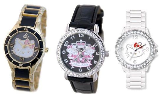 Glitterati: Hello Kitty Watches