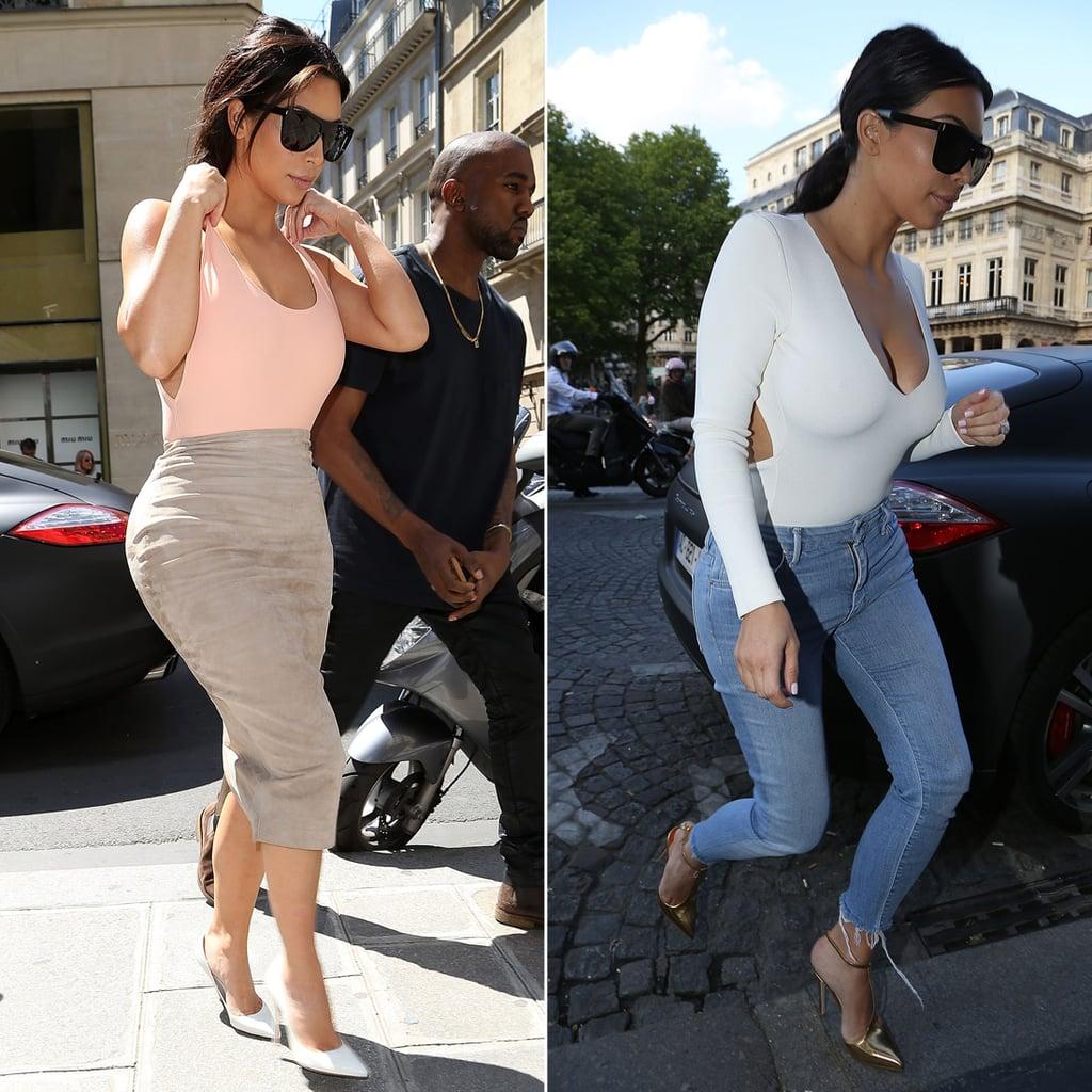 Hey, Kim! Is That a Bodysuit?