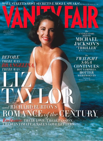 Elizabeth Taylor's Love Letters From Richard Burton in July Vanity Fair