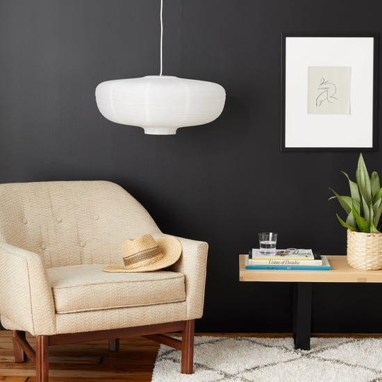 How to Style a Black Accent Wall