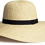 H&M Straw Hat — Natural ($15)