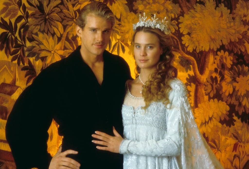 The Princess Bride | Best Movie Wedding Dresses | POPSUGAR Fashion ...