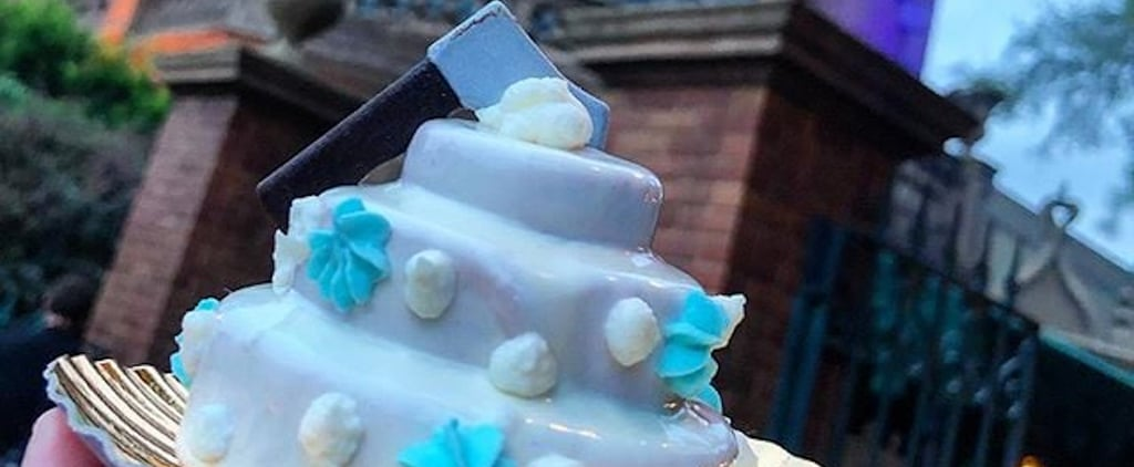 Constance's For Better or Worse Wedding Cake at Disney World