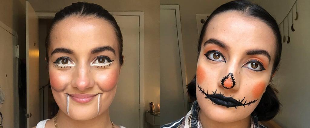 Easy Halloween Makeup e.l.f. Cosmetics