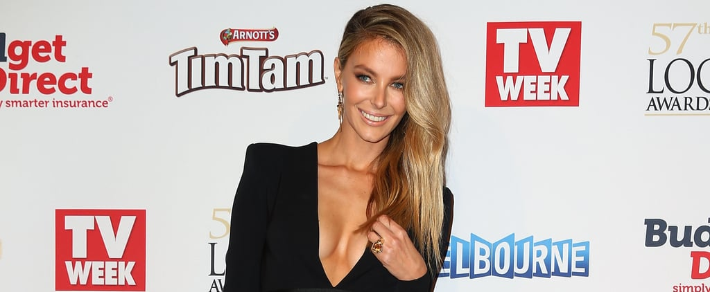 Every Single Dress Jennifer Hawkins Has Worn to the Logie Awards Since 2006