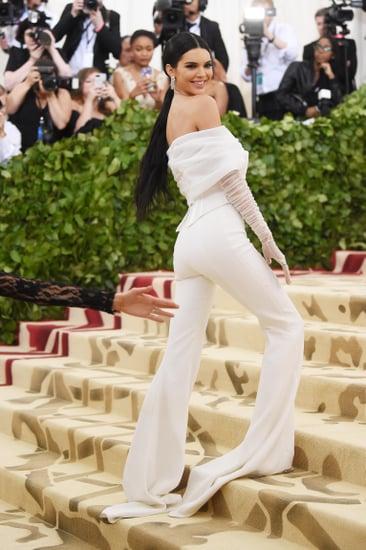 Kendall Jenner Off-White Met Gala 2018
