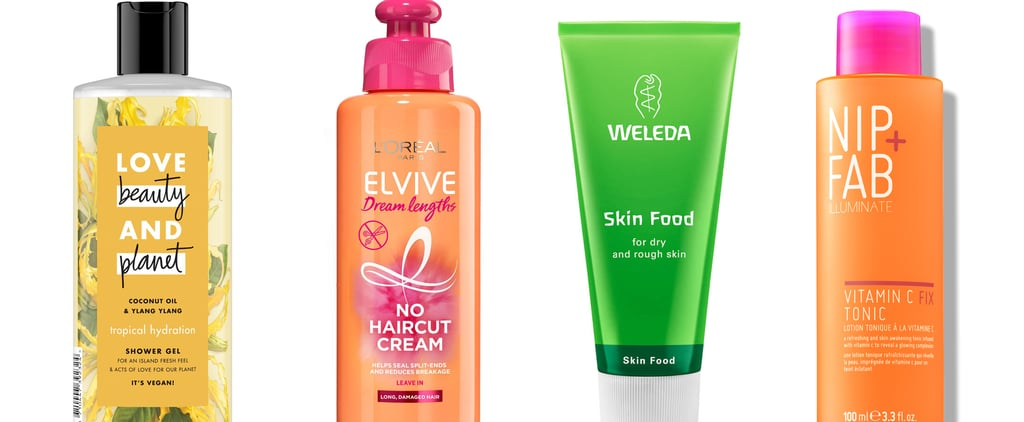 Sainsbury's Best Beauty Product Offerings