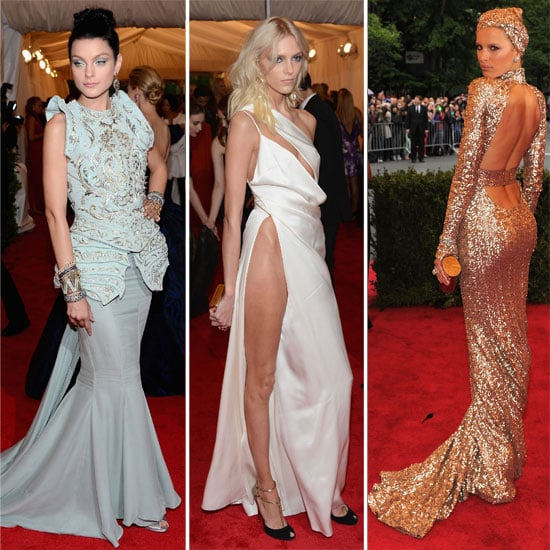 2012 Met Costume Institute Gala: What The Models Wore