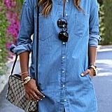 Lisli Shirt Dress