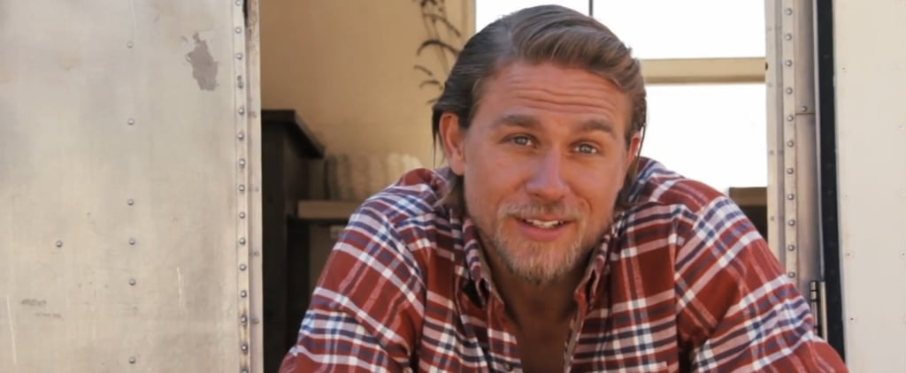 You'll Love Hearing Charlie Hunnam Talk About His Charming, Domestic Side