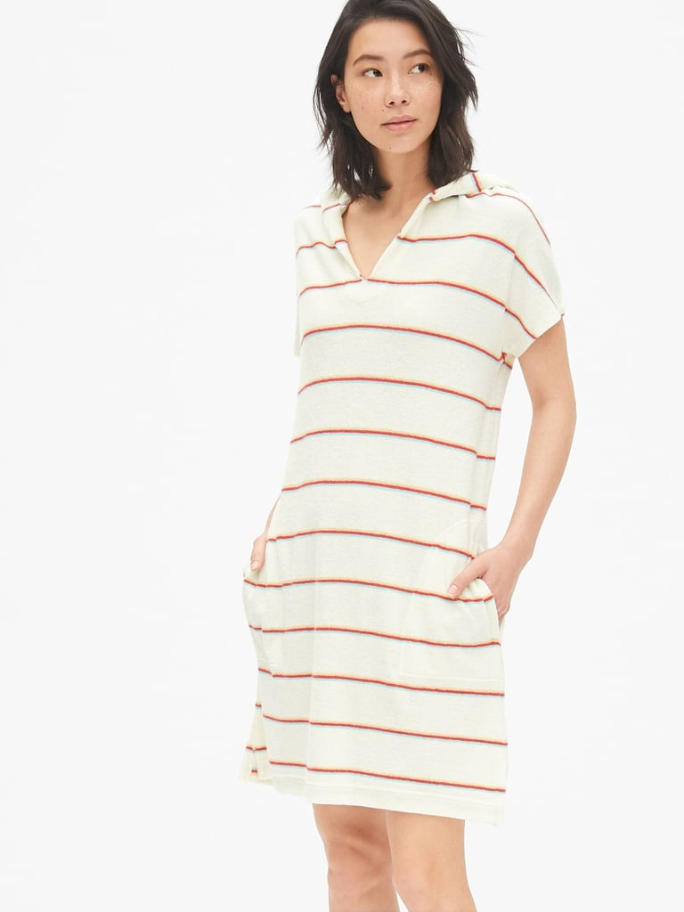 Gap Hooded Terry Towel Coverup