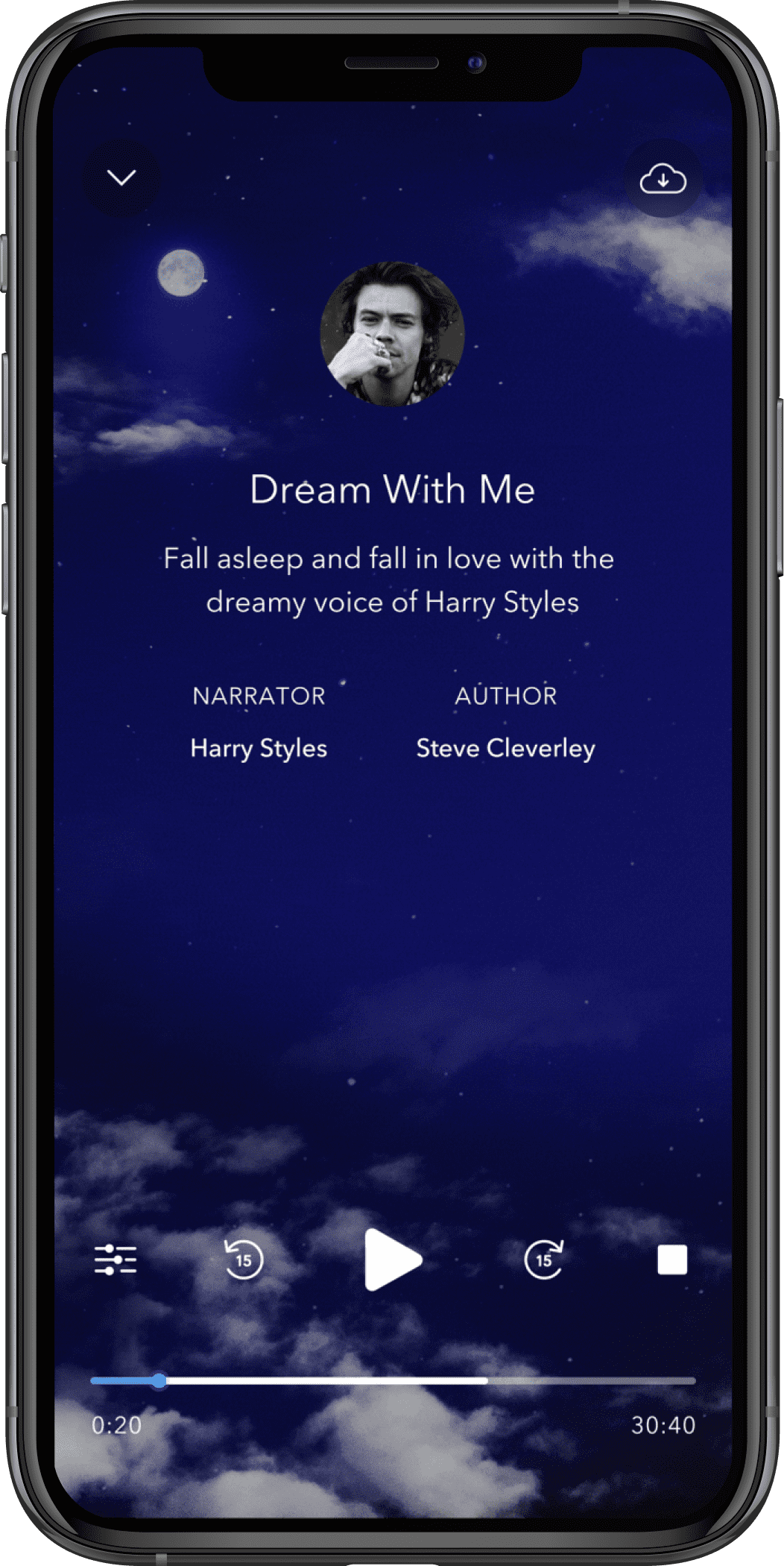 Sleep Stories App: Harry Styles Is Recording A Sleep Story For Calm App