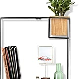 Large Cubist Wall Shelf ($50)