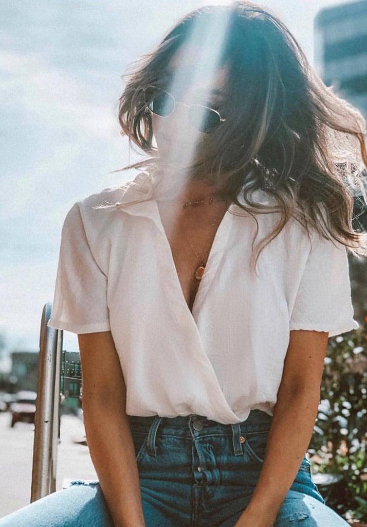Best White Tops For Women