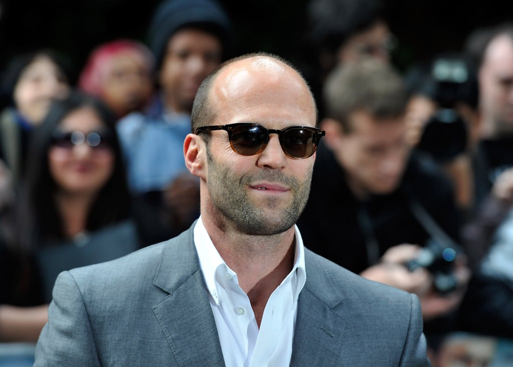 "I recently watched the latest Fast and Furious movie, The Fate of the Furious, which is full of very bald, very muscular men. But while Vin Diesel and The Rock certainly have their charms, we're here to discuss one in particular: Jason Statham. In addition to coming away from the movie with a newfound respect for submarine captains everywhere, I couldn't help but wonder why he — who has been entertaining us for years in action movies like The Italian Job, The Transporter, and Furious 7 — has yet to reach full-fledged sex symbol status here in the States. I voiced this opinion to my mom as I left the theater, who told me it's probably because ""he looks like a British Q-tip."" After deleting her number and blocking her on Facebook, I immediately rounded up a collection of extremely attractive photos of Jason to prove her wrong, which you can enjoy at your leisure below.         Related:                                                                                                           Rosie Huntington-Whiteley and Jason Statham Are Engaged! See Her Stunning Ring"