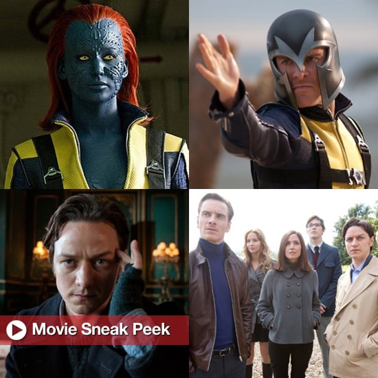 X-Men: First Class Pictures