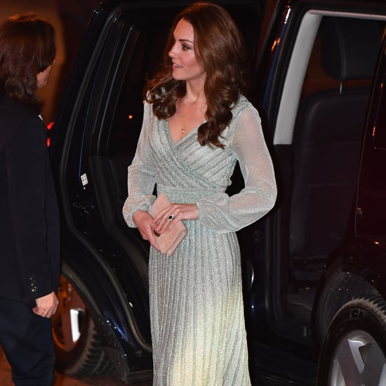 Kate Middleton Green Missoni Dress in Northern Ireland